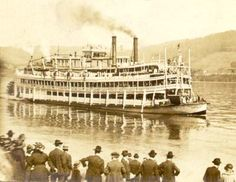 steamboat images | Steamboat Stinger