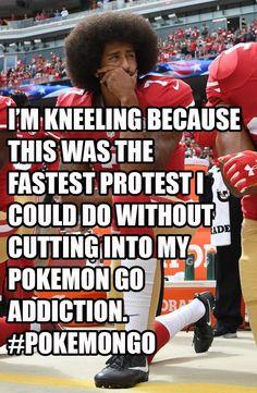 Colin Kaepernick secret to protests