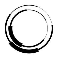 Nifty circle design Clock Tattoo Design, Circle Tattoo Design, Circle Graphic Design, Circle Geometry, Boarder Designs, Background Design Vector, Photography Logo Design, Circle Logos, Grafik Design