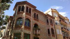 Maison (1930) 9 rue Elie Delcros Perpignan 66000. Architecte : Edouard Mas-Chancel