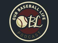 Our Baseball Life Podcast Logo by Matt Walker