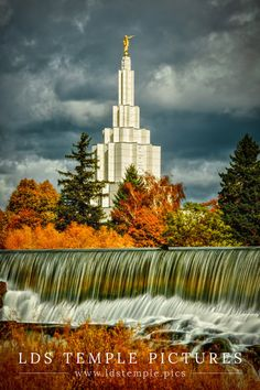 Idaho Falls Idaho Temple | LDS Temple Pictures