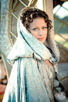 """Anna from """"Three Musketeers"""" Russia) Milady De Winter, Rococo Style, Period Costumes, Musketeers, Period Dramas, Cool Costumes, Georgian, Bellisima, Gowns"""