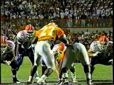 VOLS 1st ever OT game and win!  '98 Florida vs. Tennessee (Overtime) Vol Network