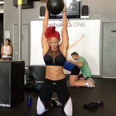 """6,447 Likes, 125 Comments - Hannah Eden (@hannaheden_fitness) on Instagram: """"HOLY SHIT!! That may have been one of the most challenging workouts I've done on a Thursday in a…"""""""