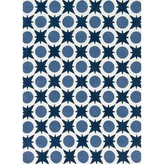 Loloi Rugs Piper Light Blue Area Rug | AllModern