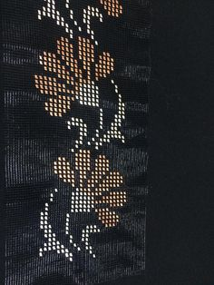 Cross Stitch Boarders, Small Cross Stitch, Cross Stitch Patterns, Beaded Embroidery, Hand Embroidery, Graph Design, Crystal Fashion, Indian Patterns, Bargello