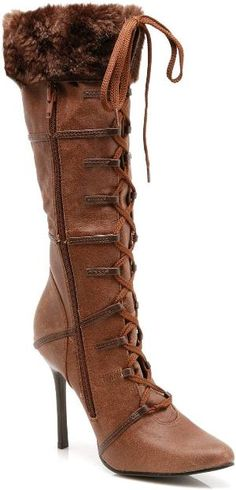 Sexy Viking Adult Boots