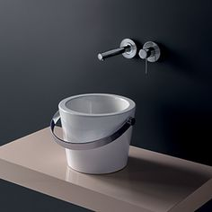 U828601 Amusa 30cm Vessel Washbasin