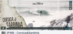 Enjoy this surf / snow movie, that features Sardinia and Corsica.  During the passage in Sardinia also known as 1095 Giorni a Capo Mannu.