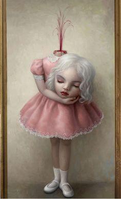 Yo amo la Pintura Surrealista :D: Mark Ryden y sus pinturas.
