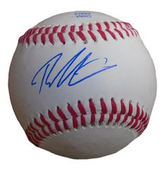 Boston Red Sox Theo Epstein signed Rawlings ROLB leather Baseball w/ proof photo.  Proof photo of Theo signing will be included with your purchase along with a COA issued from Southwestconnection-Memorabilia, guaranteeing the item to pass authentication services from PSA/DNA or JSA. Free USPS shipping. www.AutographedwithProof.com is your one stop for autographed collectibles from Boston sports teams. Check back with us often, as we are always obtaining new items.