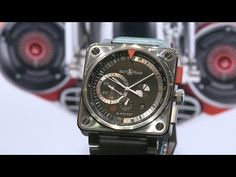 Baselworld 2014 - B-Revolution - B-Rocket Concept : Bruno Belamich Interview Bell Ross, Watch Video, Revolution, Interview, Lovers, Concept, Watches, News, Wristwatches