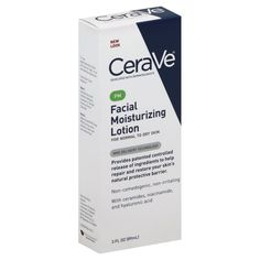 CeraVe Facial Moisturizing Lotion PM Ultra Lightweight 3 oz for sale online Thayers Witch Hazel Toner, Tighten Pores, Organic Aloe Vera, Face Skin Care, Face Cleanser, Alcohol Free, Smooth Skin, Rose Petals, Natural Skin