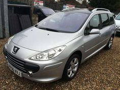 Used 2006 (06 reg) Silver Peugeot 307 1.6 SE 5dr for sale on RAC Cars