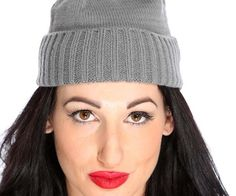 Make sure to add this cute beanie to your winter wardrobe. Boasting a bold color that will pair perfectly with all your favourite. spenditonthis.com