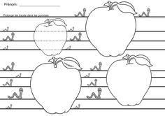 Thème de l'automne en maternelle