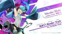 ��音ミク】Wonder Style / colate feat. �音ミク�Digital Stars 2020】