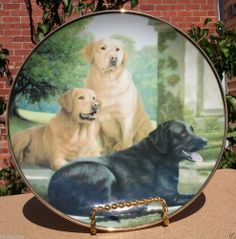 Electronics, Cars, Fashion, Collectibles, Coupons and Franklin Mint, Fine Porcelain, The Collector, My Ebay, Labrador Retriever, My Etsy Shop, Plates, Antiques, Artist