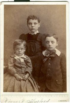 creepy victorian women | Creepy Victorian Children Antique Cabinet by TheButtonBird on Etsy