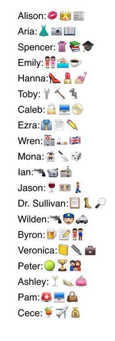 #PLL Emoji