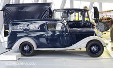 Mercedes-Benz 170V Panel Van 1952