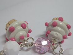 Hey, I found this really awesome Etsy listing at https://www.etsy.com/listing/111415688/pink-a-dot-vanilla-cupcake-charm