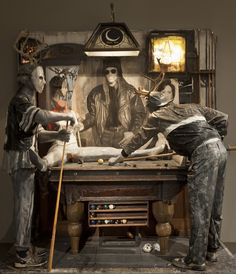 Edward Kienholz The Wait 1964 65 Detail Random