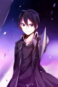 Kirito - By Sword Art Online Kirito and Asuna ღ