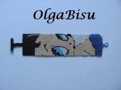 Todos las piezas pueden ser en otras colores y tamaños. Pulseras, Abalorios Miyuki, y cuentas Miyuki Delica Para tiendas, contacteme, por favor al olgabisu  Gastos de envio GRATIS + 50€