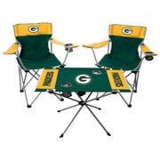 #NFLShop.com - #NFLShop.com Green Bay Packers Rawlings Tailgate Chair And Table Set - AdoreWe.com