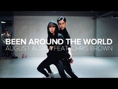 Been Around The World - August Alsina Feat. Chris Brown / Eunho Kim & Mina Myoung Choreography - YouTube
