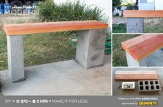 HomeMade Modern DIY Quikwall Bar Postcard