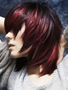 Great Short Hair... But this still may too long for my taste, but it's awfully Kewt...CJB