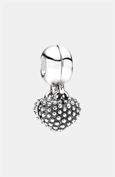 PANDORA 'Piece of My Heart' Dangle Charm