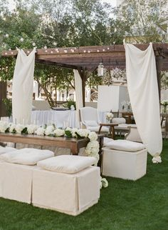 20 Unique Reception Seating Ideas That Will Surprise and Delight Your Guests Cocktail Wedding Reception, Patio Wedding, Wedding Reception Planning, Wedding Reception Seating, Wedding Chairs, Wedding Receptions, Backyard Baby Showers, Wooden Table And Chairs, Scandinavian Dining Chairs