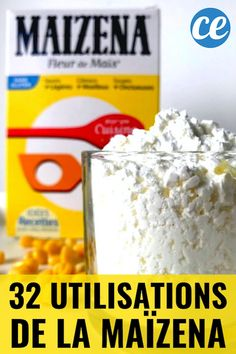 32 Uses of Cornstarch That Will Surprise You! Detox Recipes, Smoothie Recipes, Healthy Dinner Recipes, Vegan Recipes, Insect Bites, Corn Starch, Food And Drink, Nutrition, Homemade