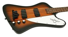Gibson Thunderbird IV Electric Bass Guitar Sunburst | Rainbow Guitars