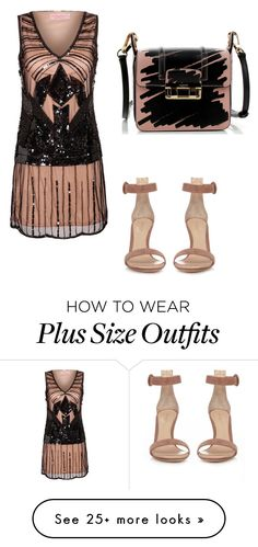 """""""Untitled #84"""" by hasicelma on Polyvore featuring Gianvito Rossi and Lanvin"""