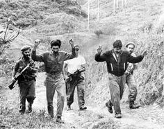 The bay of pigs was a failed attempted coup by the United States in Cuba. Fidel Castro overthrew Batista, and the United States had multiple attempts to push Castro out of power. This was the fail attempt of the CIA to push him out.