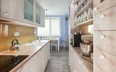 paneláková kuchyně - Hledat Googlem