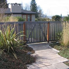 4 Experienced ideas: Modern Fence Gate Ideas Garden Fence Paint Fence For 2 Acres Fence Ideas See Through. Brick Fence, Front Yard Fence, Metal Fence, Fenced In Yard, Wire Fence, Fence Stain, Concrete Fence, Fence Landscaping, Backyard Fences