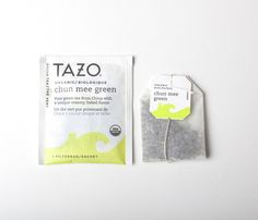 Behind the Design: Redesigning the TazoBrand - The Dieline -