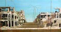 Jock McFadyen, Sirte