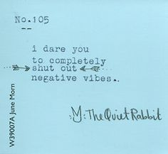 no.105 | by the quiet rabbit