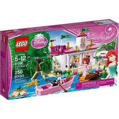 Đồ chơi LEGO 41052 Ariel's Magical Kiss – Phép màu nàng Tiên cá