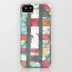 Gel Print 4 iPhone Case by Rachel Winkelman - $35.00