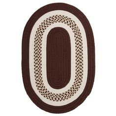 Charlton Home Gauthier Brown/Beige Area Rug Rug Size: