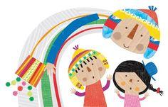 richters: by Alejandra Catalina Kawaii Stationery, Arte Popular, Print Wallpaper, Background Patterns, Collage Art, Graphic Illustration, Illustrators, Art For Kids, Cool Art