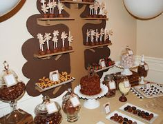 Chocolate party :)